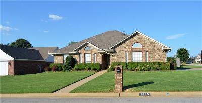 Fort Smith Single Family Home For Sale: 6215 Sandy Parker CT