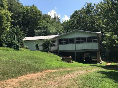 Mountainburg Single Family Home For Sale: 428 Oak ST