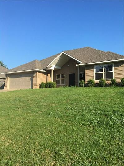 Sequoyah County Single Family Home For Sale: 126 Stone DR
