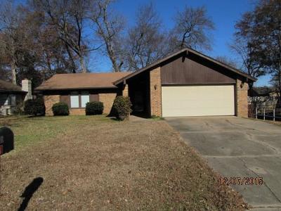 Fort Smith Single Family Home For Sale: 3325 Londonderry RD