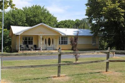 Sequoyah County Single Family Home For Sale: 108 Countryside LN