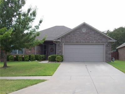 Fort Smith Single Family Home For Sale: 6205 Red Cedar CIR