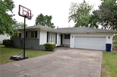 Fort Smith Single Family Home For Sale: 4506 S 21st ST