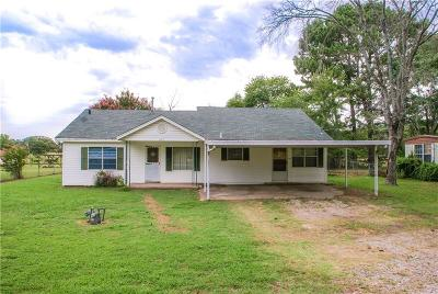 Roland OK Single Family Home For Sale: $45,000