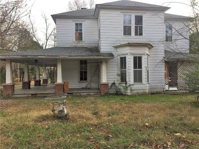 Alma Single Family Home For Sale: 103 Railroad ST