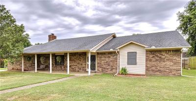 Sallisaw Single Family Home For Sale: 1204 E Ida AVE