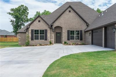Fort Smith Single Family Home For Sale: 1501 Crystal CT