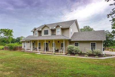 Sallisaw Single Family Home For Sale: 106437 S 4670 RD