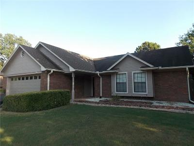 Barling Single Family Home For Sale: 2405 Meadow LN
