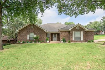 Van Buren Single Family Home For Sale: 1602 Somerset