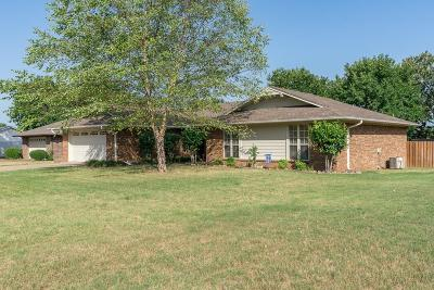 Van Buren Single Family Home For Sale: 1212 Butterfield