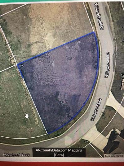 Fort Smith Residential Lots & Land For Sale: 9910 Willowbrook Drive