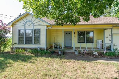 Greenwood Single Family Home For Sale: 265 Denver CIR