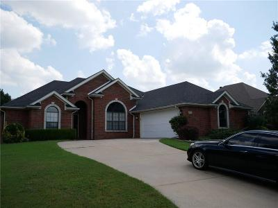 Fort Smith Single Family Home For Sale: 7211 Millennium DR