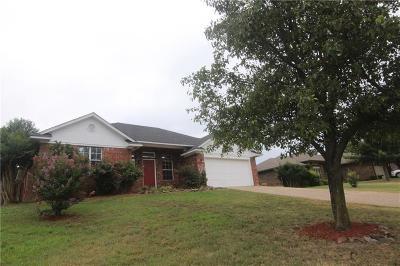 Van Buren Single Family Home For Sale: 1614 Hunter Hill DR