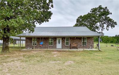 Muldrow Single Family Home For Sale: 104252 4769 RD