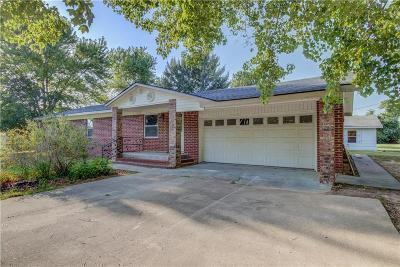 Van Buren Single Family Home For Sale: 1307 Charles DR