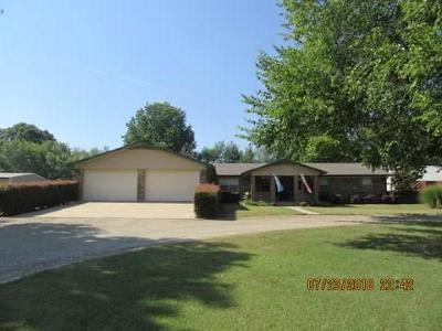 Spiro Single Family Home For Sale: 18825 Leflore DR