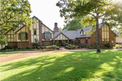 Van Buren Single Family Home For Sale: 707 Skyline DR