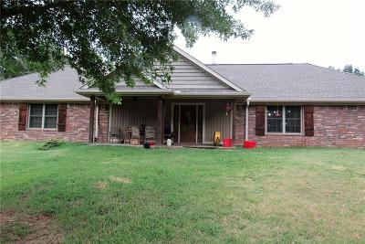 Rudy Single Family Home For Sale: 9720 Lancaster RD