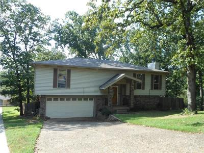 Fort Smith Single Family Home For Sale: 3700 S 32nd CIR