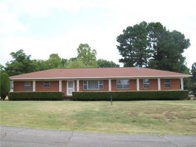 Van Buren Single Family Home For Sale: 2805 N Park ST