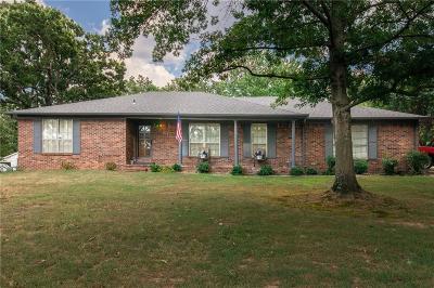 Van Buren Single Family Home For Sale: 416 Skyline DR