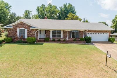 Van Buren Single Family Home For Sale: 1107 Lisa LN