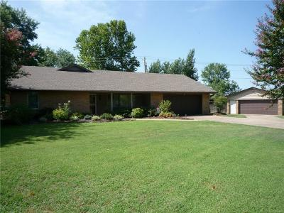 Fort Smith Single Family Home For Sale: 5414 E Rye Hill ST