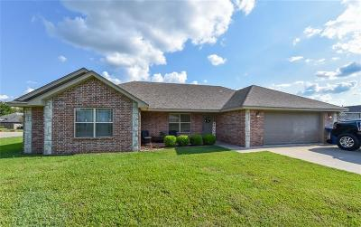 Muldrow Single Family Home For Sale: 108 Cardinal CIR