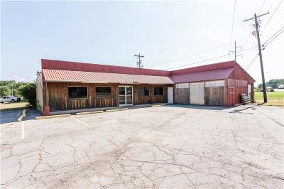 Van Buren Commercial For Sale: 5910 Alma HWY