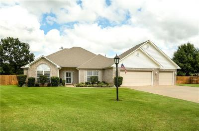 Fort Smith Single Family Home For Sale: 12000 Stonechase DR