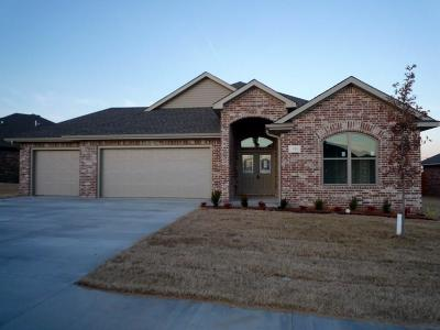 Fort Smith Single Family Home For Sale: 9505 Harmony Ridge RD