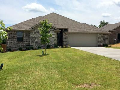 Fort Smith Single Family Home For Sale: 9404 Harvest CT