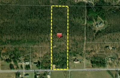 Fort Smith Residential Lots & Land For Sale: 7405 Bear Hollow Road