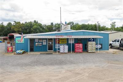 Roland Commercial For Sale: 479247 US Highway 64