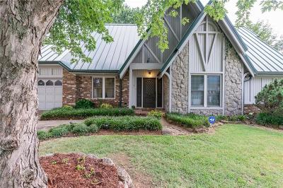 Fort Smith Single Family Home For Sale: 7112 S U ST