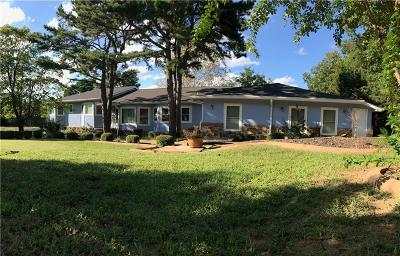 Poteau OK Single Family Home For Sale: $240,000