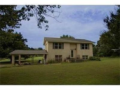 Rudy Single Family Home For Sale: 4208 Kenner Chapel RD