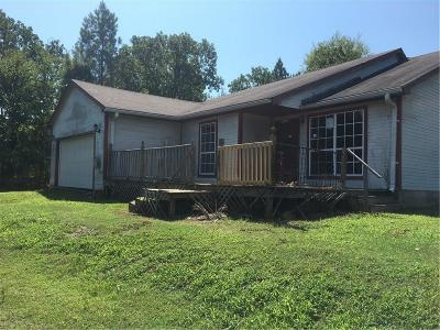Muldrow Single Family Home For Sale: 471254 Old US Highway 64