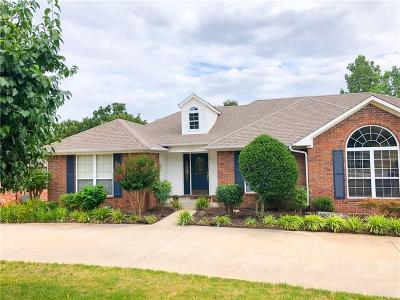 Fort Smith Single Family Home For Sale: 8704 Canopy Oaks DR