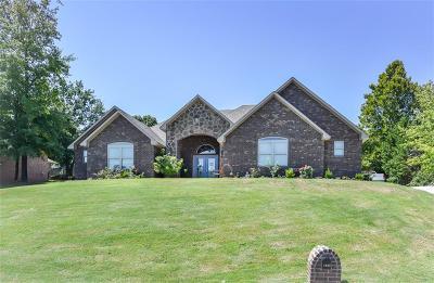 Van Buren Single Family Home For Sale: 1923 Lee Creek DR
