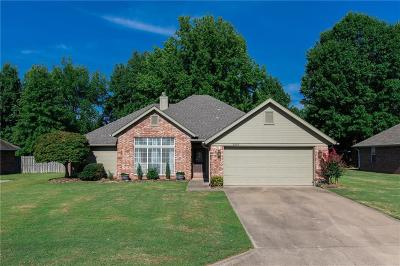 Alma Single Family Home For Sale: 2003 Brookhaven DR