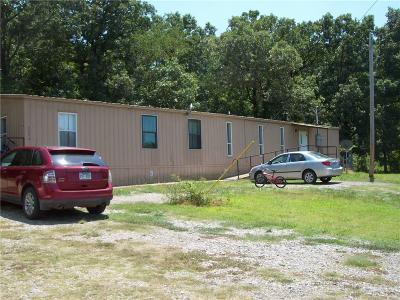 Van Buren Multi Family Home For Sale: 8426 A & B Highway 59