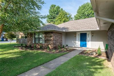 Fort Smith Single Family Home For Sale: 3609 Brentwood DR