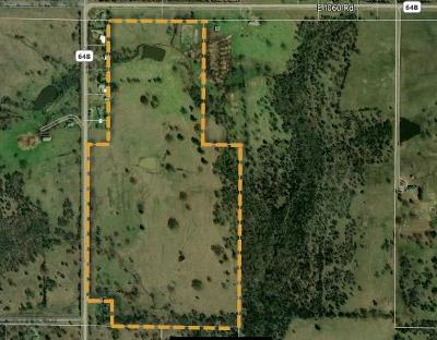 Muldrow Residential Lots & Land For Sale: 66.5 Acres Hwy 64B