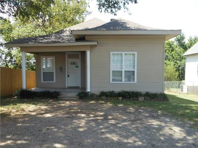 Fort Smith Single Family Home For Sale: 1114 S 10th ST