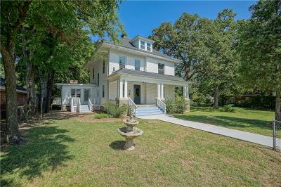Fort Smith Single Family Home For Sale: 205 N 18th ST
