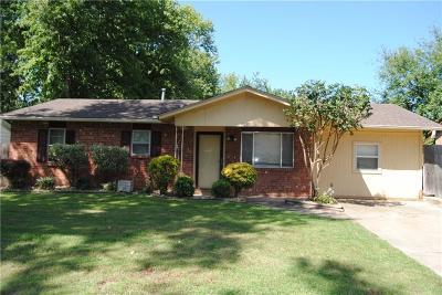 Van Buren Single Family Home For Sale: 4007 Pond ST