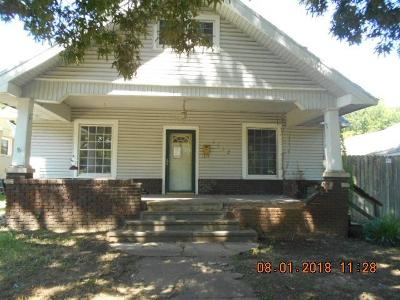 Fort Smith Single Family Home For Sale: 1512 Bluff AVE